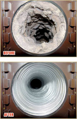Vent before & AFTER